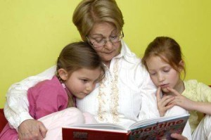 copii in grija bunicilor