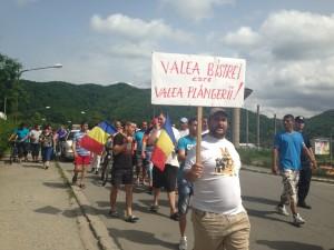 sindicalistii protesteaza la otelu