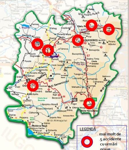 Harta Rutiera Express De Banat Numarul 1 In Stiri Din Caras