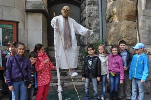 cristina ardeleanu, in vizita de lucru in Ungaria