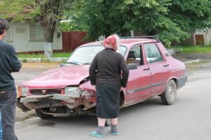 accident oravita politie
