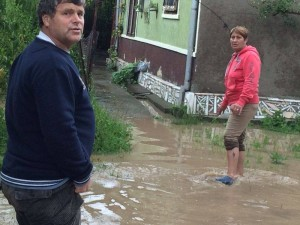 inundatii otelu rosu