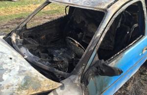 masina arsa narcisei