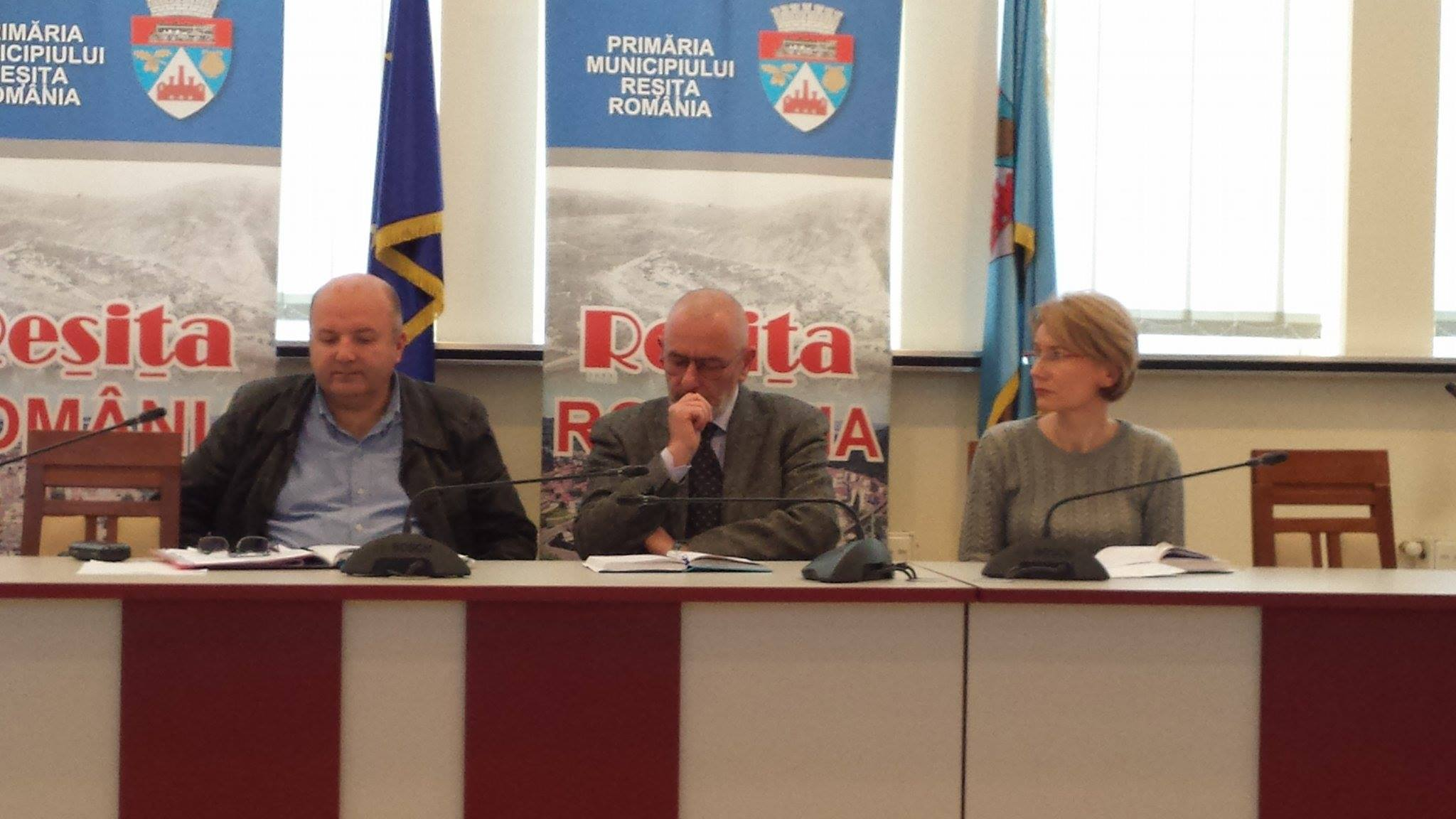 sedinta Primarie Vasile Paul