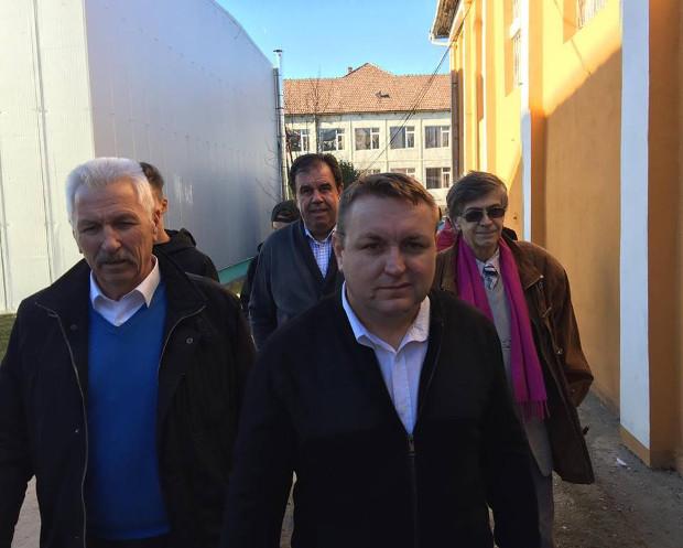Dumitru Ursu alegeri staff