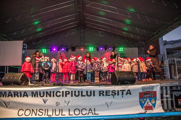 concert Centrul Civic Resita 1