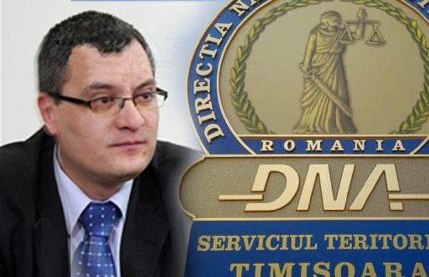 Adrian Golban, Noul Procuror-șef Al DNA Timișoara