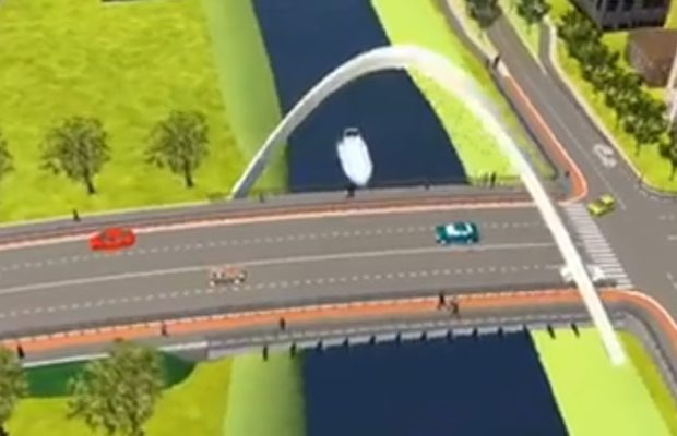 proiect pod jiul