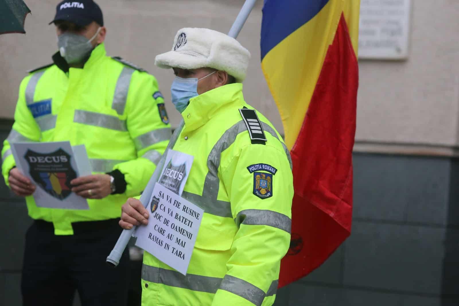 Protest politisti (1)
