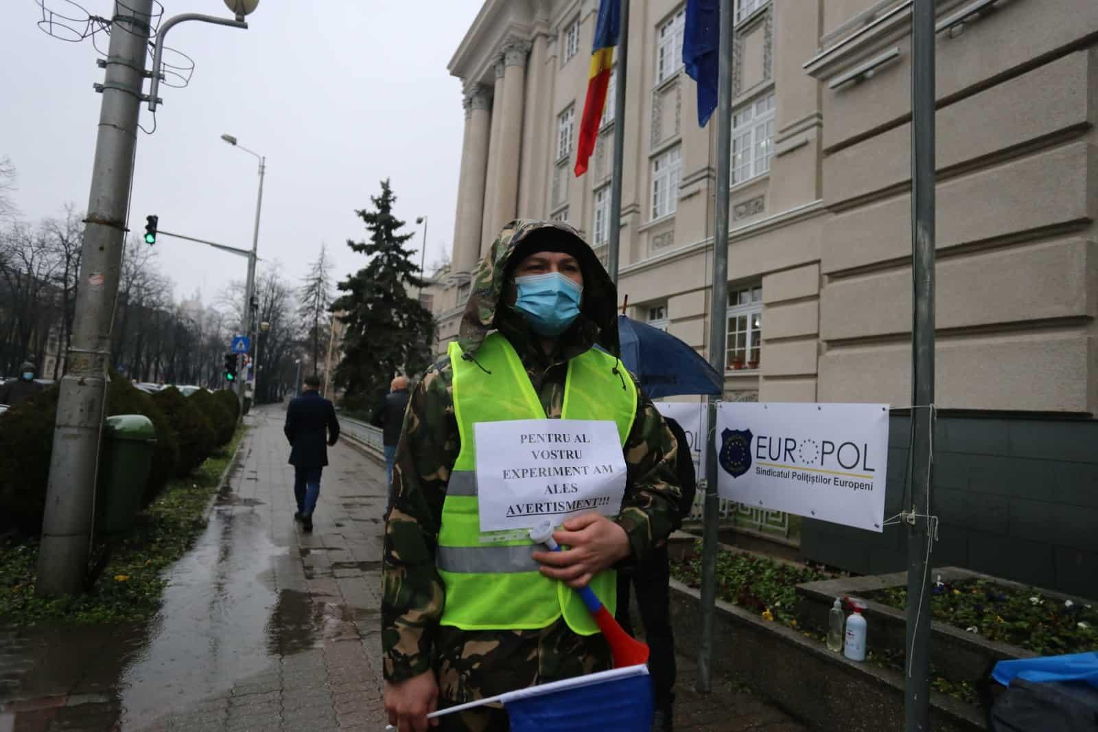 Protest politisti (5)