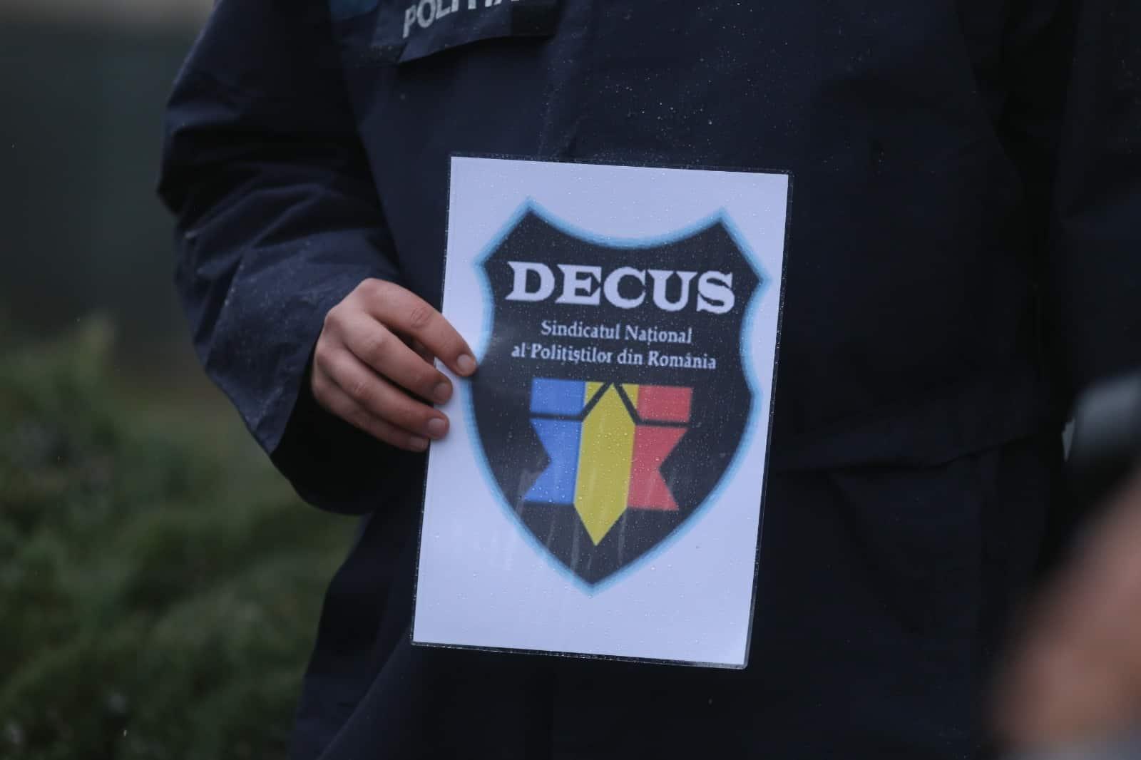 Protest politisti (8)