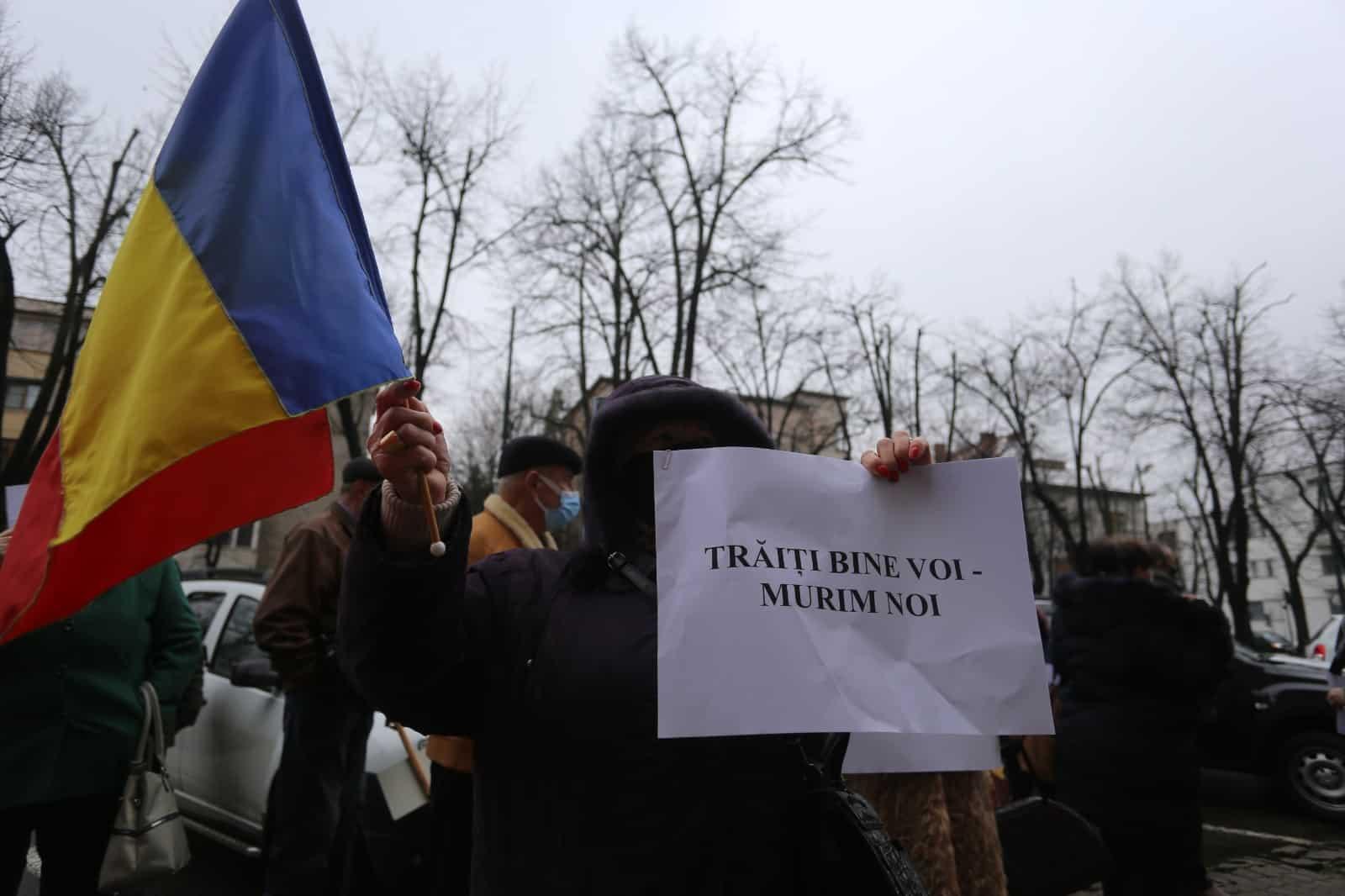 Protest Timisoara (2)