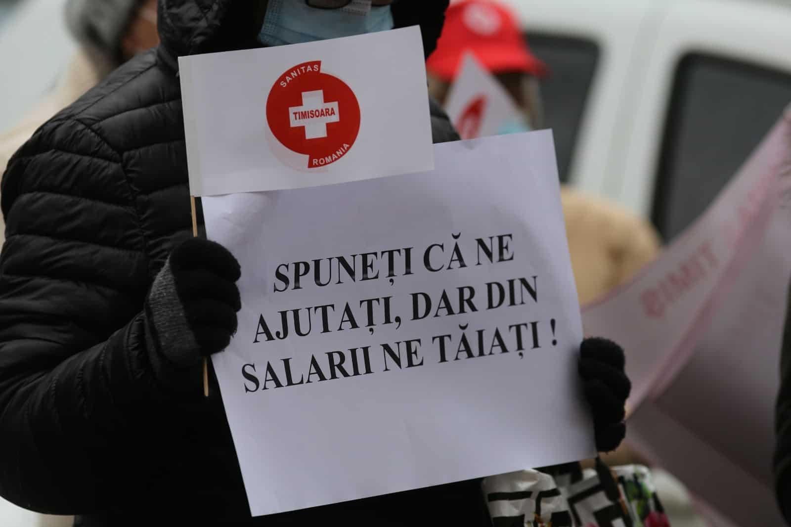 Protest Timisoara (5)